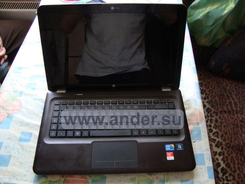 Разборка и чистка ноутбука hp