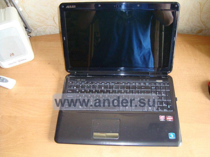 Чистка ноутбука asus k50(k50i,